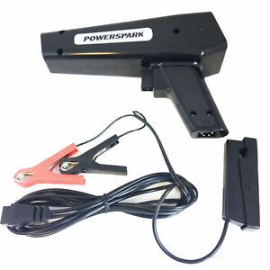 Powerspark Tl300 Professional Digital Ignition Strobe Hi beam Timing Light 12v