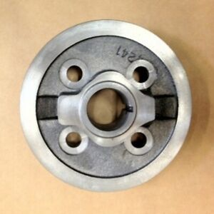 Crankshaft Pulley Allis Chalmers C Ca B D10 D12 D14 Tractor 70236741