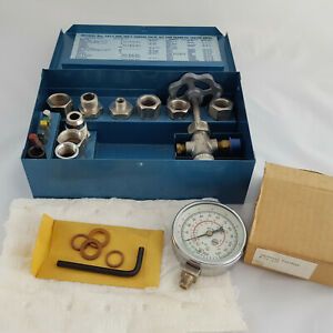 Imperial 182 F 289 Service Valve Kit For Hermetic Units Cool Refrigeration Tools