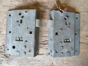 Nos 1942 1948 Ford Station Wagon Rear Door Lock Latch Assembly Pair