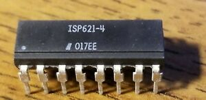 Isocom Isp621 4 16 Pin Transistor Output Optocoupler 25 Pieces