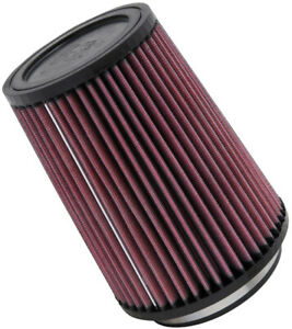 K N Ru 2590 Air Filter Conical Cotton Gauze Red 4 Inlet Car Truck Suv 4 In New