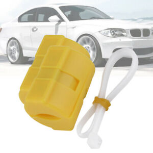2x Magnetic Fuel Saver For Vehicle Gas Universal Reduce Emission Wx