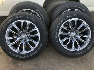20 Dodge Ram Laramie Big Horn Long Wheels Rims Tires