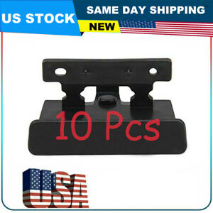 10x Center Console Armrest Lid Latch Lock Fit For 07 13 Chevrolet Silverado 1500
