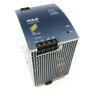Puls Xt40 482 Semi regulated Power Supply 48vdc 20a Output 3 phase 480v Input