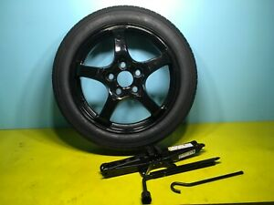 2004 2006 Pontiac Gto Compact Spare Tire 17 Inch With Jack Kit