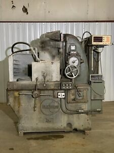 Blanchard No 11 16 Rotary Surface Grinder Freight Available