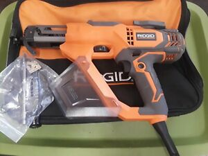 Ridgid 3 In Drywall And Deck Collated Screwdriver R6791 Dated 2018