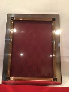 Vintage Cartier Sterling Silver Picture Frame 8 X 10