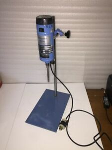 Tekmar Tissumizersd T 1810 Homogenizer With Dispersing Element And Stand