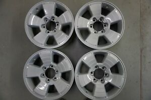 Toyota Tacoma Oem Wheels Refurbished