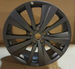 Factory Oem 19 Nissan Wheel Fits 2019 Altima Maxima 403006am3a Grey