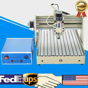 3axis Router Engraver 3040 Cnc 3d Cuttrer Wood Carving Usb Engraving Machine Ups