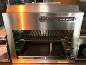 Southbend Commercial Infrared Heavy Duty 24 Cheese Melter sb p24cmc 16f42190 n