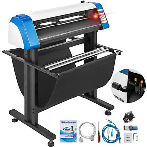 28 Vinyl Cutter Plotter Cutting Laser Plotter Drawing Tools W table Automatic