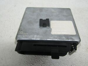 87 1987 Porsche 924s 924 944 Engine Computer Ecu Ecm