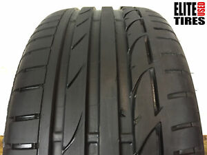 1 Bridgestone Potenza S 04 Pole Position P255 40r18 255 40 18 Tire 8 5 9 0 32