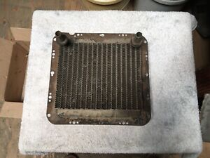 1955 55 1956 56 Chrysler 300 Imperial Newyorker Windsor Heater Core Tested Good