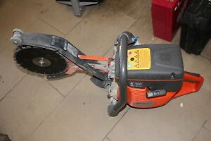 Husqvarna K760 Cut N Break Gas Twin Blade Concrete Cut Off Saw