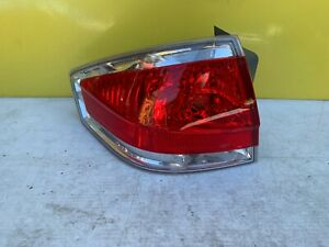 2008 2011 Ford Focus Left Driver Side Tail Light Oem