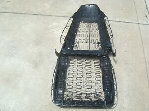 1970 Plymouth Barracuda Dodge Challenger Bucket Seats E Body Driver Seat