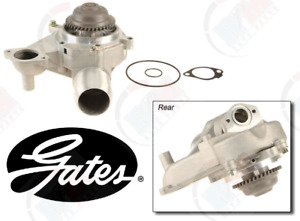 06 10 Gm 6 6 6 6l Lmm Lbz Duramax Diesel Gates Oe Replacement Water Pump 43273