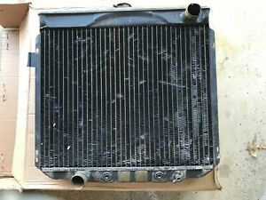 1969 Ford Mustang Radiator 302 Engine Period Correct Look