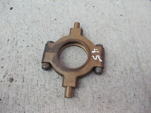 Allis Chalmers Wd Wd45 45 Tractor Ac Clutch Pack Brass Collar Ac Coupler Fitting
