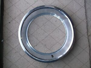 1971 1973 Mustang 14 X 2 1 4 Inch Wheel Beauty Trim Ring Torino 1974 79
