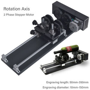 Top Rotary Cnc Attachment Roller Axis Laser Engraver Machine Rotation Axis