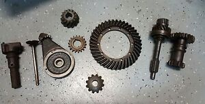 Lot Of Ford Model Parts Unknown Model A Vintage Antique Fast Free Shipping Rare