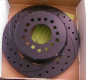 New Wilwood Srp Drilled Performance Disc Brake Rotor Hat 160 9812 bk