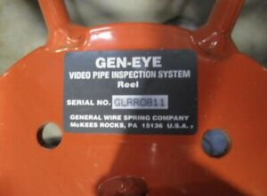 General Gen Eye Drain Cleaner Inspection Camera Close To 200 Feet