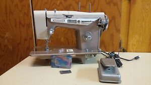 Emdeko Heavy duty Sewing Machine Leather Upholstery Denim Serviced