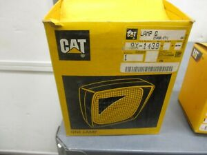 Caterpillar Old 9x 1439 Lamp New 1760780