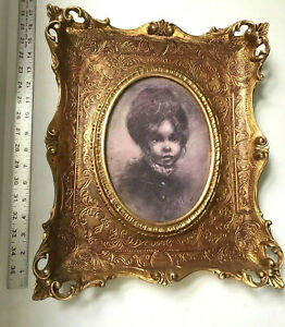16 Large Vtg Or Antique Florentine Wood Gold Layer Rococo Baroque Picture Frame