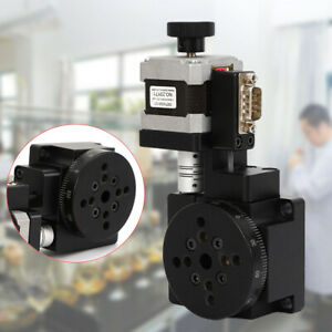 Electric Optical Rotating Platform Motorized Rotation Stage Rotating Machine Usa