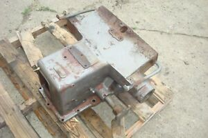 1969 Massey Ferguson 1130 Tractor 3pt Top Cover Housing 1100