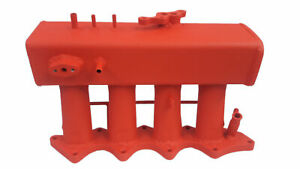 Intake Manifold Red For 99 00 Civic Si B16a 97 01 Acura Integra Type R B18c5