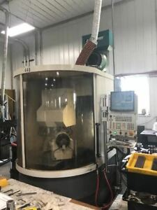 1997 Walter Helitronic Power 400 5 axis Cnc Tool And Cutter Grinder