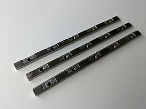 Lock Bars For The Knives On Vintage Delta 8 Jointers All New Cnc Mach d