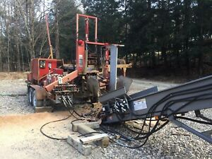 Timberwolf Firewood Processor Pro Hd Xl John Deere Engine