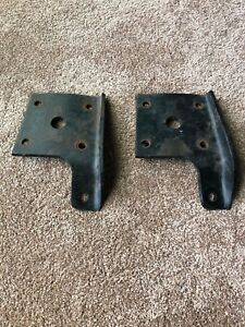 1969 1970 Ford Mustang Mercury Cougar Rear Shock Mounting Plates