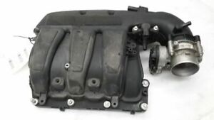 2011 2015 Ford Explorer Upper Intake Manifold With Throttle Body 4737