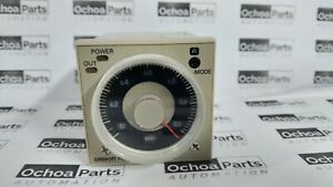 Omron H3cr a8 Solid state Din 48x48mm Multifunctional Timer 100 240 Vac 8 Pin