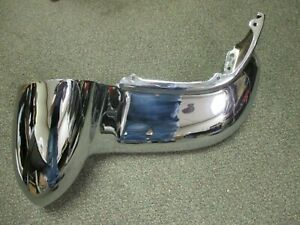 1956 Cadillac Right Front Bumper End