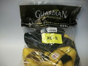 Fall Protection 37000 Xs s Guardian Series 1 Harness New