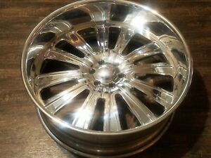 Intro Daytona Xlr Series 26x10 6 Lug Rim For Ford New