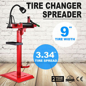 New Manual Car Light Truck Tire Spreader Tire Changer Repair Tool Us Ship